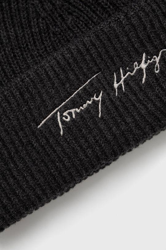 Tommy Hilfiger - Σκούφος γκρί
