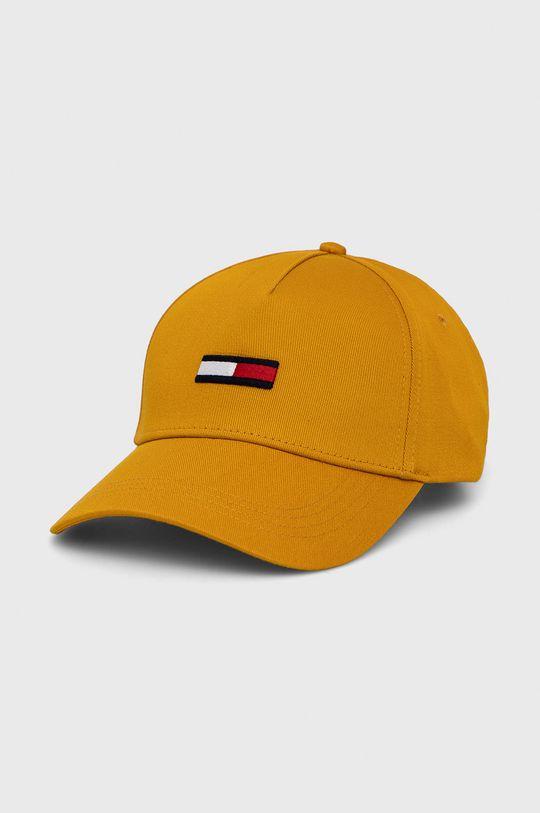 żółty Tommy Jeans - Czapka Męski