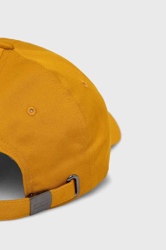 Tommy Jeans - Czapka żółty