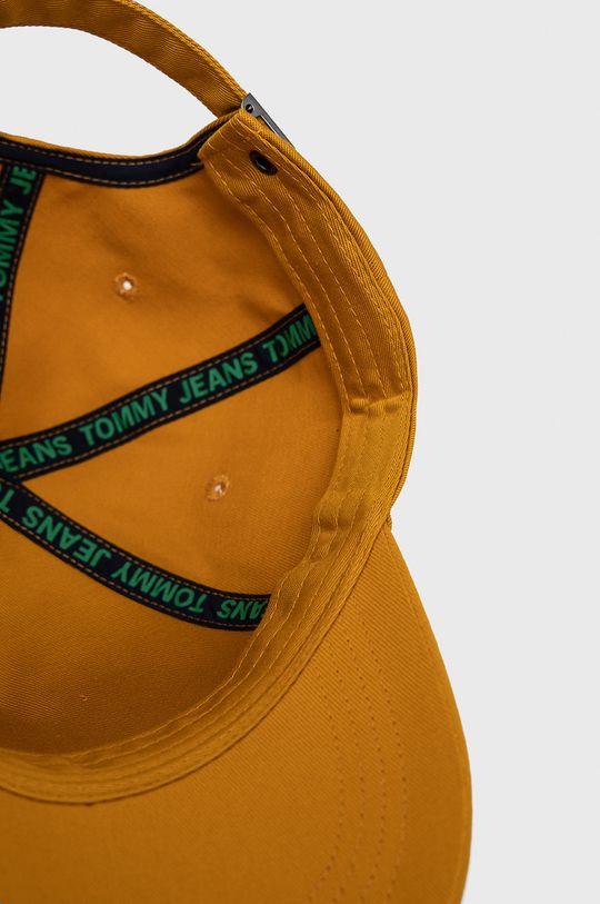 żółty Tommy Jeans - Czapka