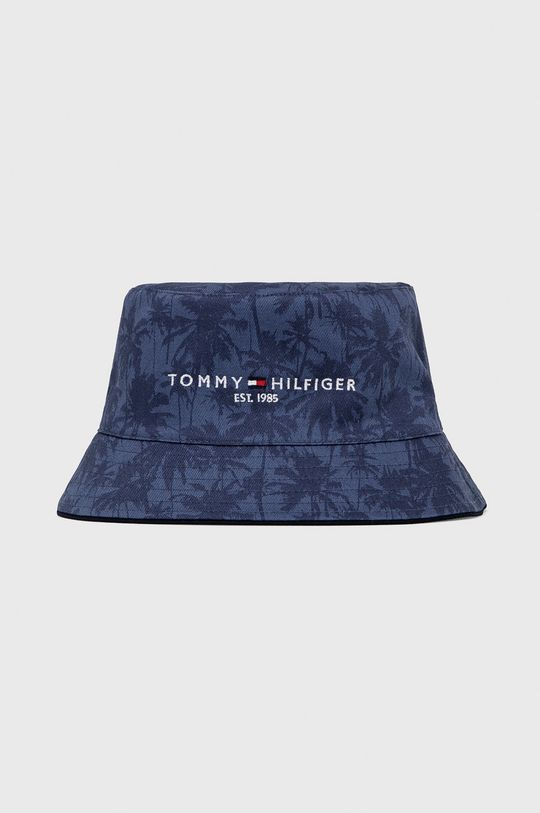 biały Tommy Hilfiger - Kapelusz dwustronny Męski