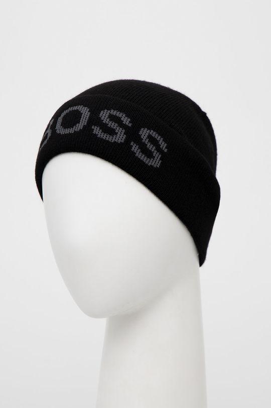 Boss - Czapka czarny