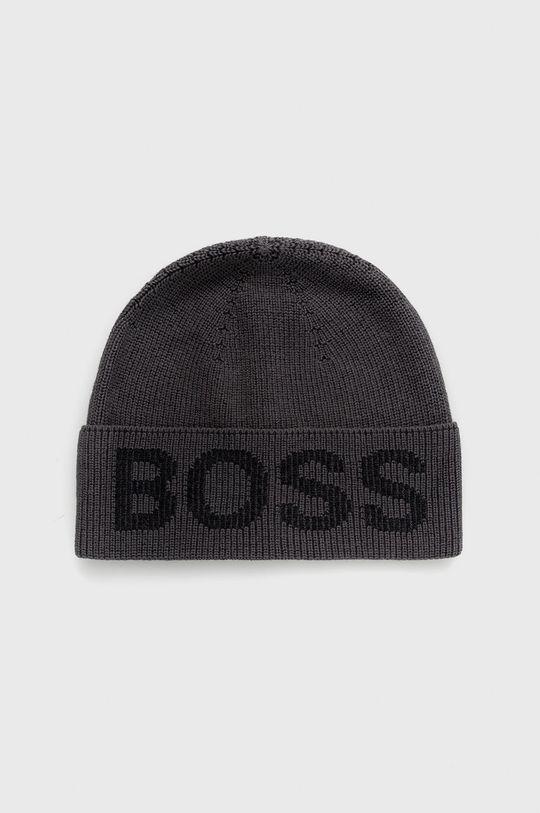 γκρί Boss - Σκούφος Ανδρικά