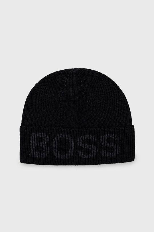 μαύρο Boss - Σκούφος Ανδρικά