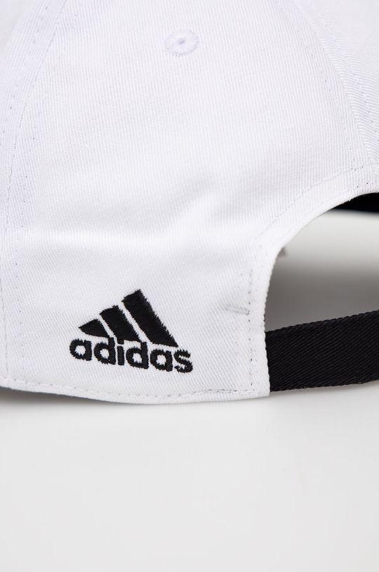 biały adidas Performance - Czapka