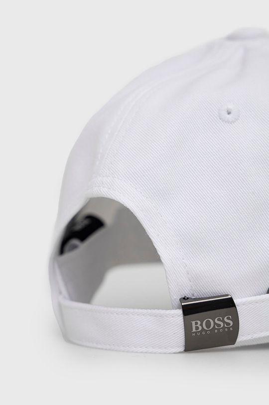 Boss - Czapka Boss Athleisure 100 % Bawełna