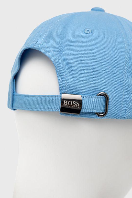 niebieski Boss - Czapka Boss Athleisure