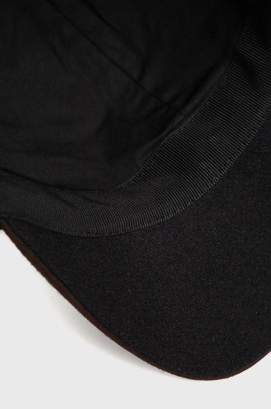 czarny ETON - Czapka wełniana