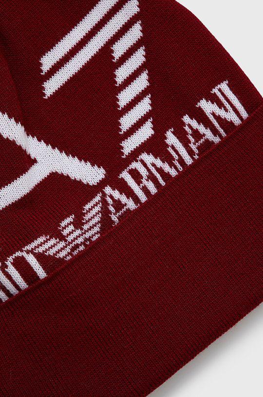 EA7 Emporio Armani - Czapka czerwony