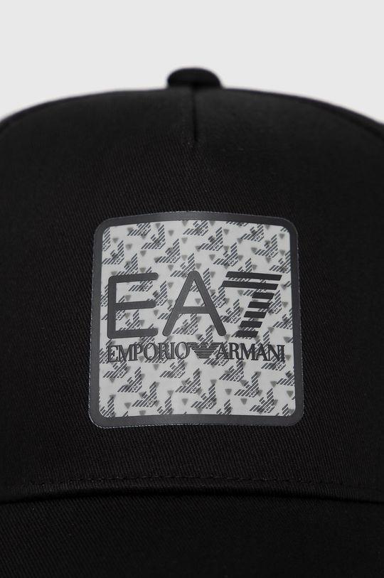 EA7 Emporio Armani - Czapka czarny