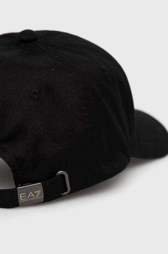 EA7 Emporio Armani - Czapka Podszewka: 100 % Poliester, Materiał zasadniczy: 100 % Bawełna