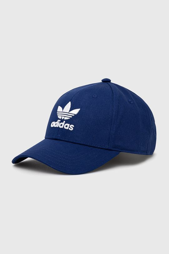 modrá adidas Originals - Čepice Pánský