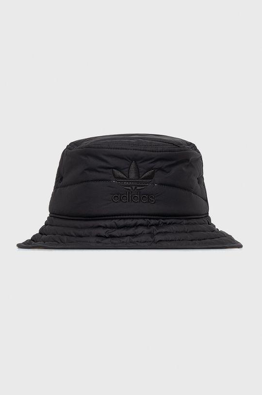 czarny adidas Originals - Kapelusz