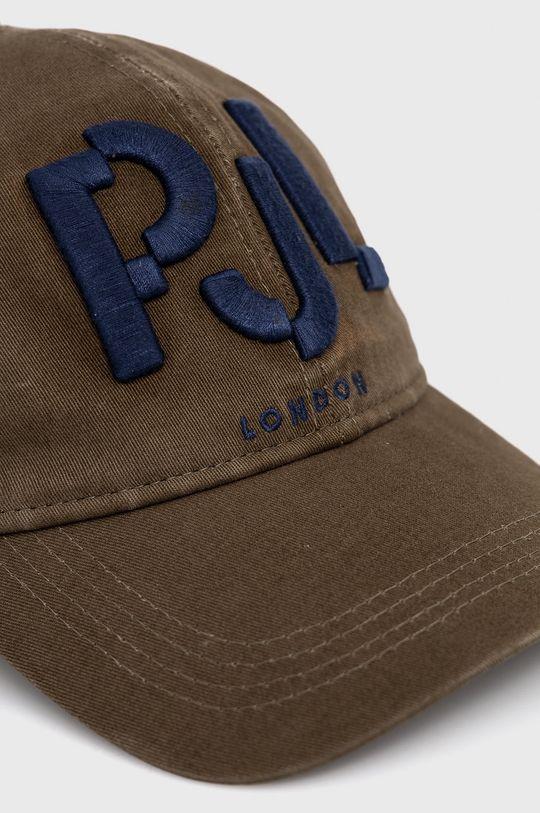 Pepe Jeans - Czapka Ale Materiał 1: 100 % Bawełna, Materiał 2: 25 % Poliester, 75 % Polietylen