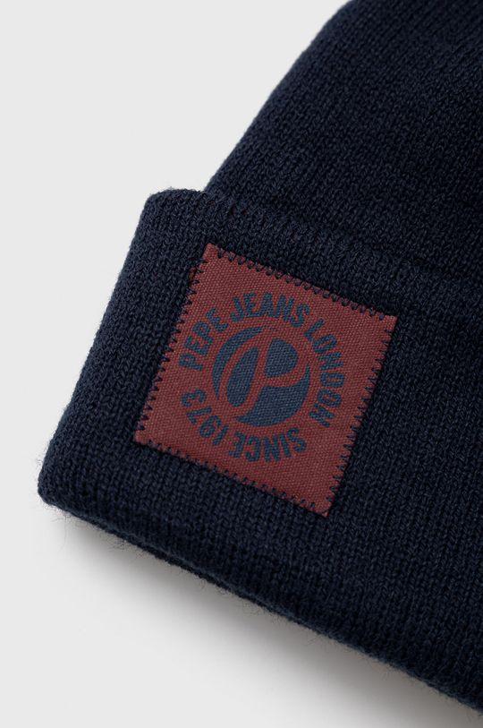 Pepe Jeans - Czapka Barry 100 % Akryl