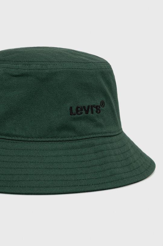 Levi's - Klobouk zelená