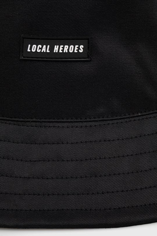 Local Heroes - Klobouk černá