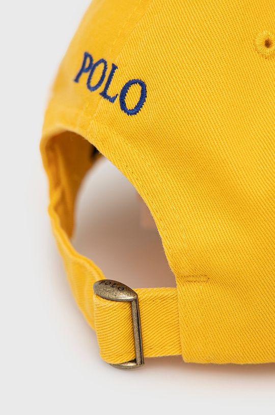 żółty Polo Ralph Lauren - Czapka