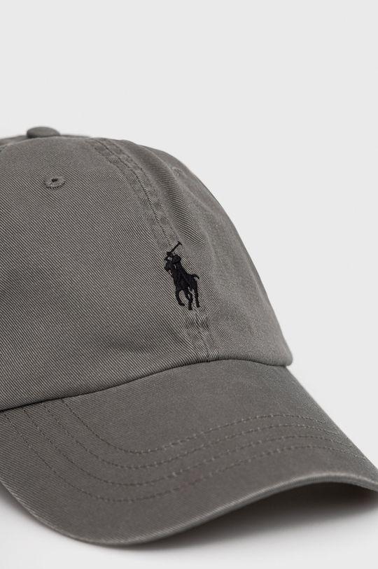 Polo Ralph Lauren - Czapka szary