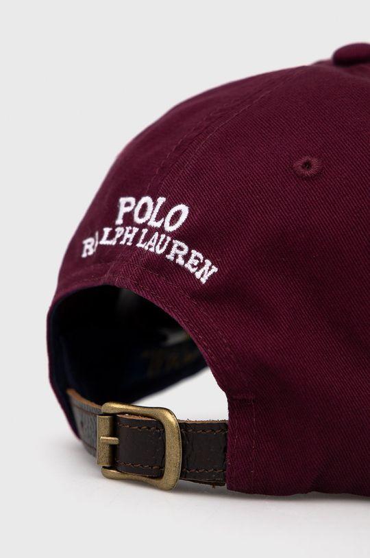 Polo Ralph Lauren - Czapka kasztanowy