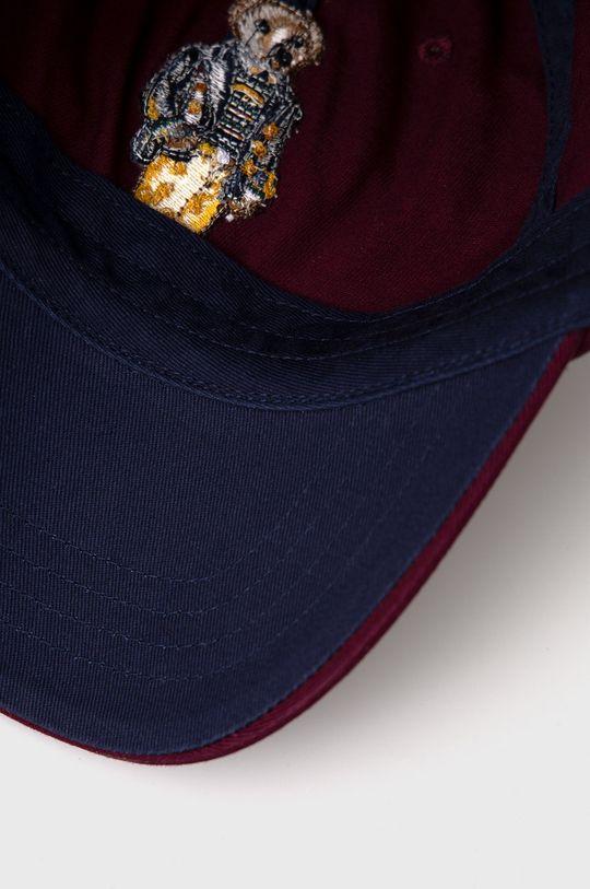 kasztanowy Polo Ralph Lauren - Czapka