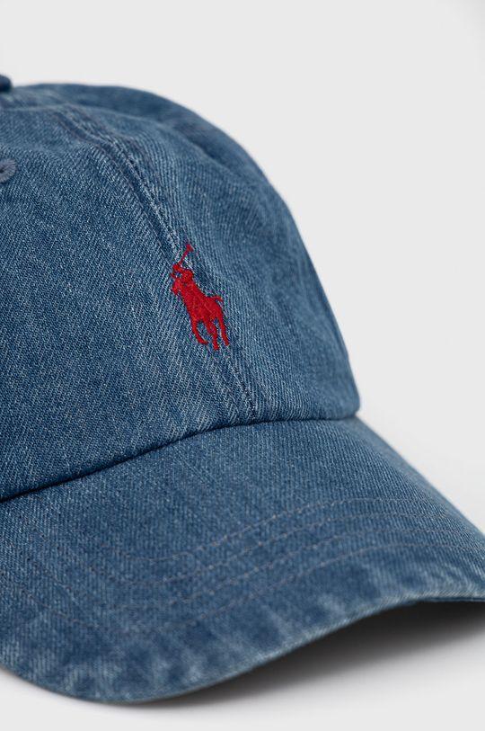 Polo Ralph Lauren - Czapka niebieski