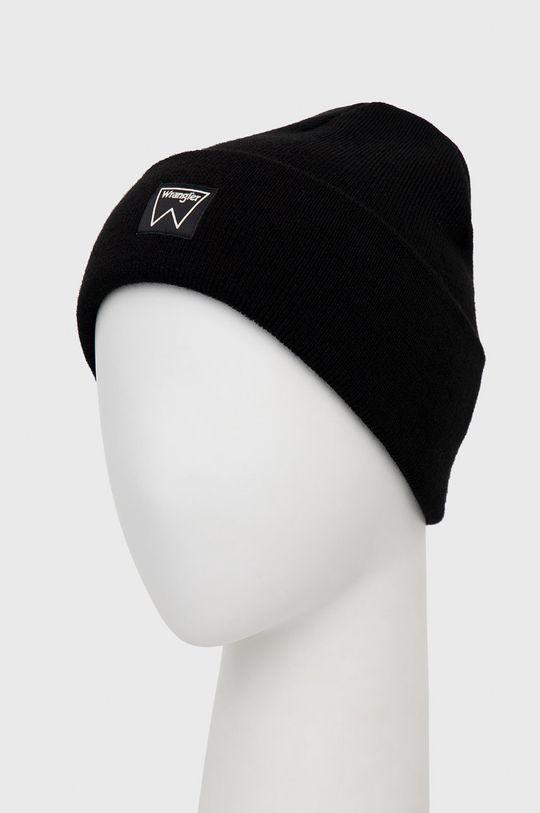 Wrangler - Čepice černá