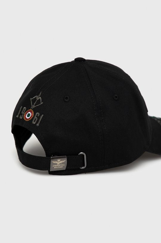 Aeronautica Militare - Czapka czarny