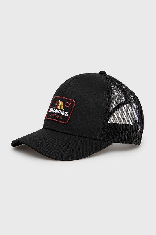 czarny Billabong - Czapka Męski