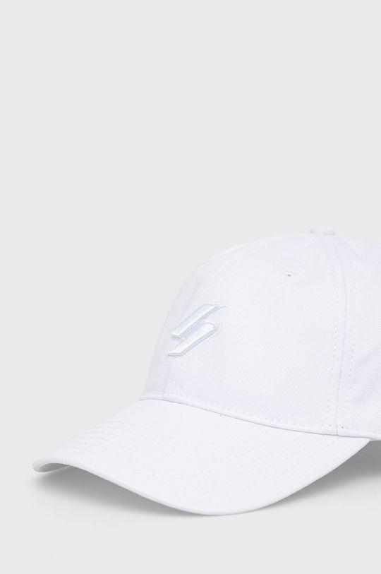 Superdry - Čepice bílá