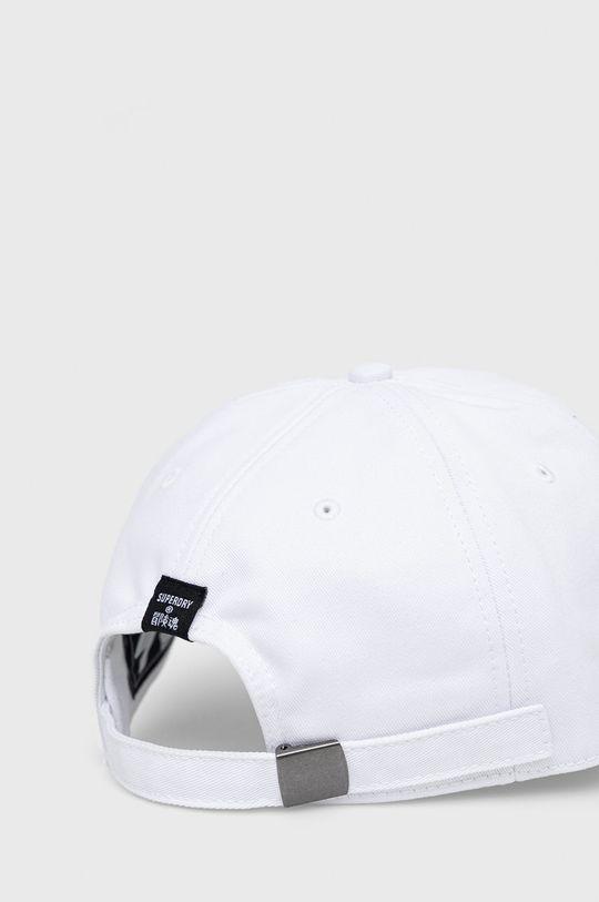 Superdry - Čepice  Podšívka: 100% Bavlna Hlavní materiál: 100% Bavlna