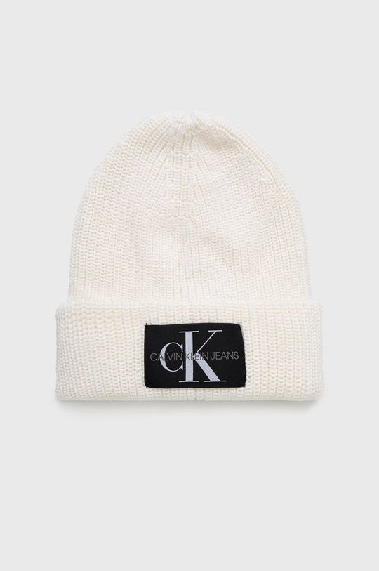 λευκό Calvin Klein Jeans - Σκούφος Ανδρικά