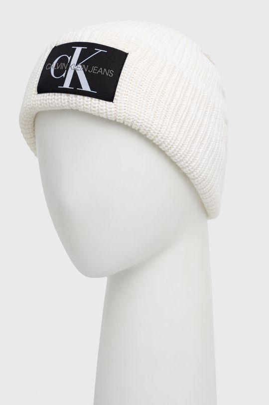 Calvin Klein Jeans - Σκούφος λευκό