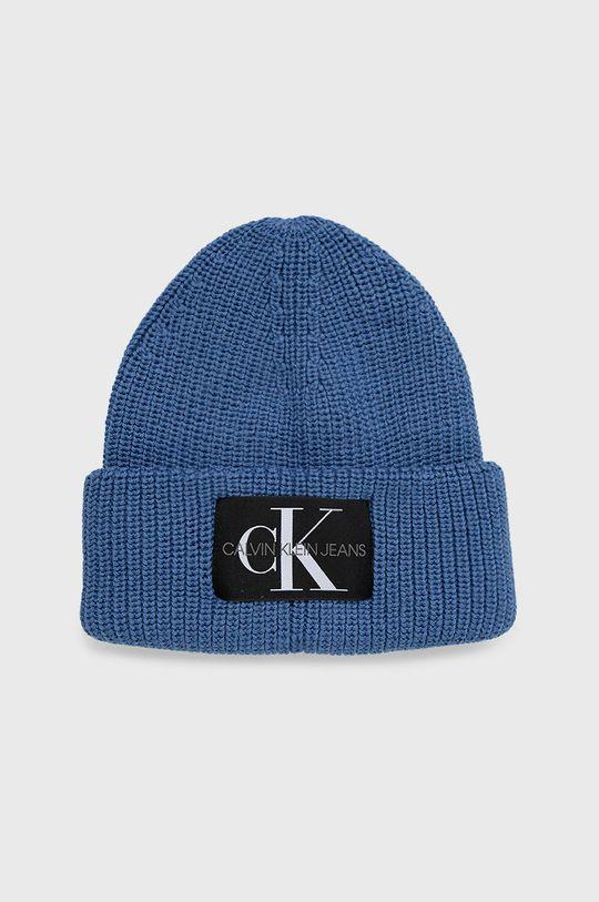 μπλε Calvin Klein Jeans - Σκούφος Ανδρικά
