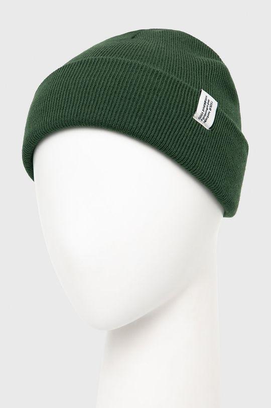 !SOLID - Czapka ciemny zielony