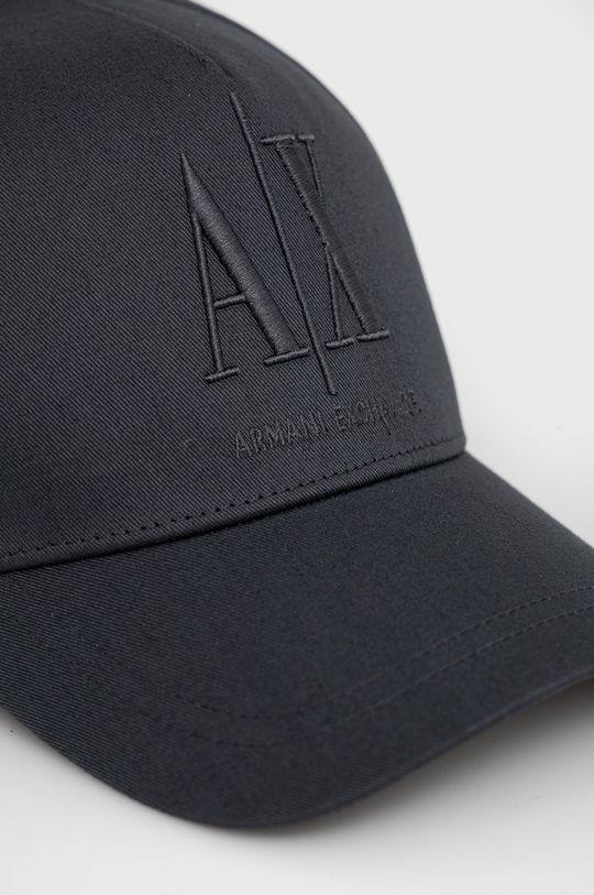 Armani Exchange - Czapka szary