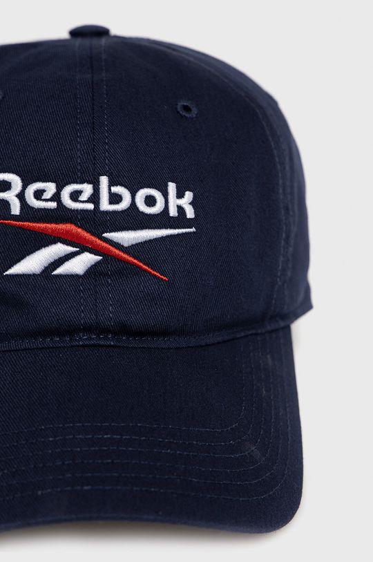 Reebok - Czapka granatowy