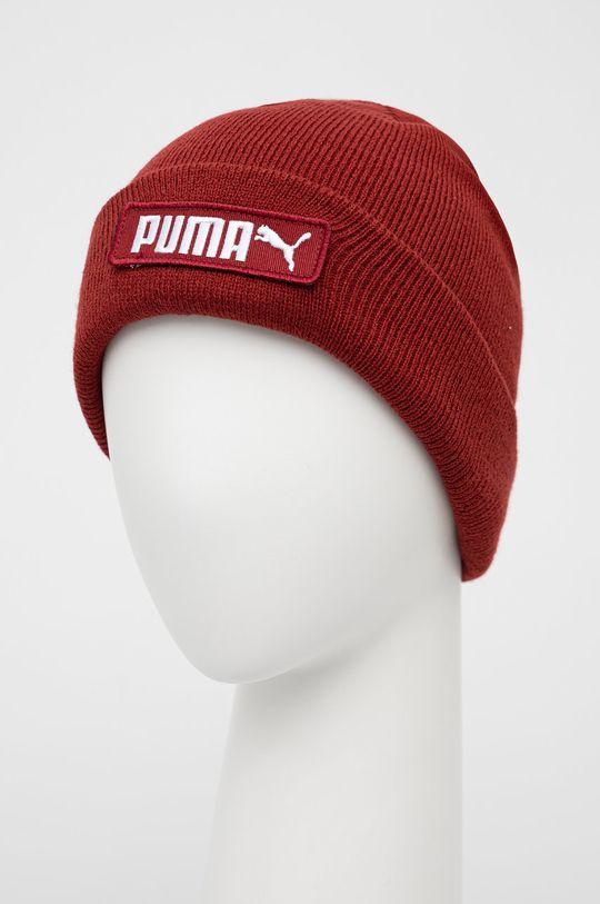 Puma - Czapka kasztanowy