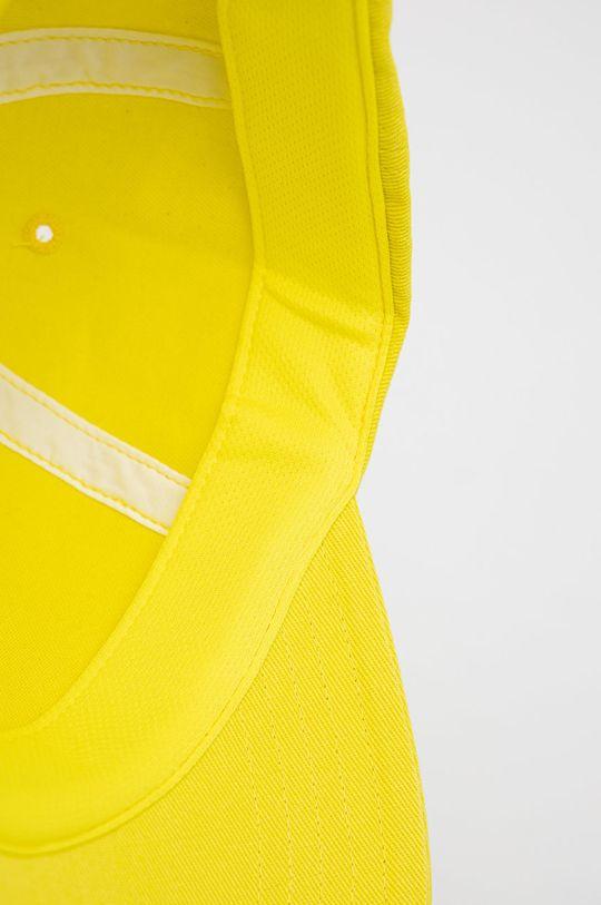 żółty adidas Performance - Czapka