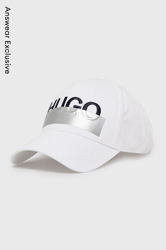 alb Hugo - Sapca Unisex