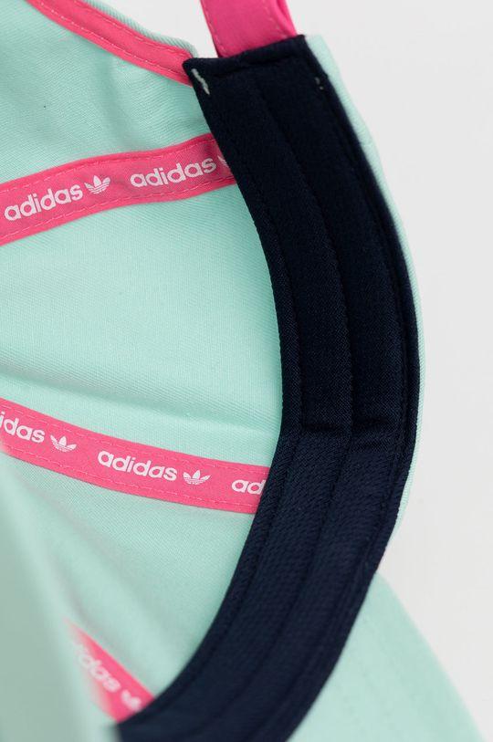 adidas Originals - Čiapka  Základná látka: 100% Bavlna Podšívka 1: 3% Elastan, 97% Polyester Podšívka 2: 100% Polyester