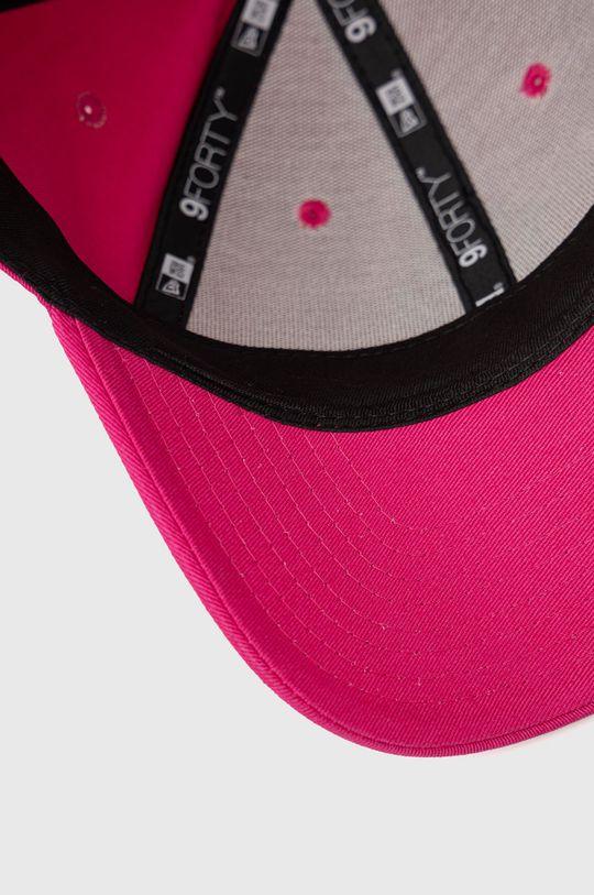 ostry różowy New Era - Czapka