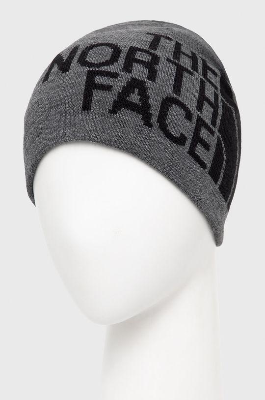 The North Face - Czapka dwustronna szary