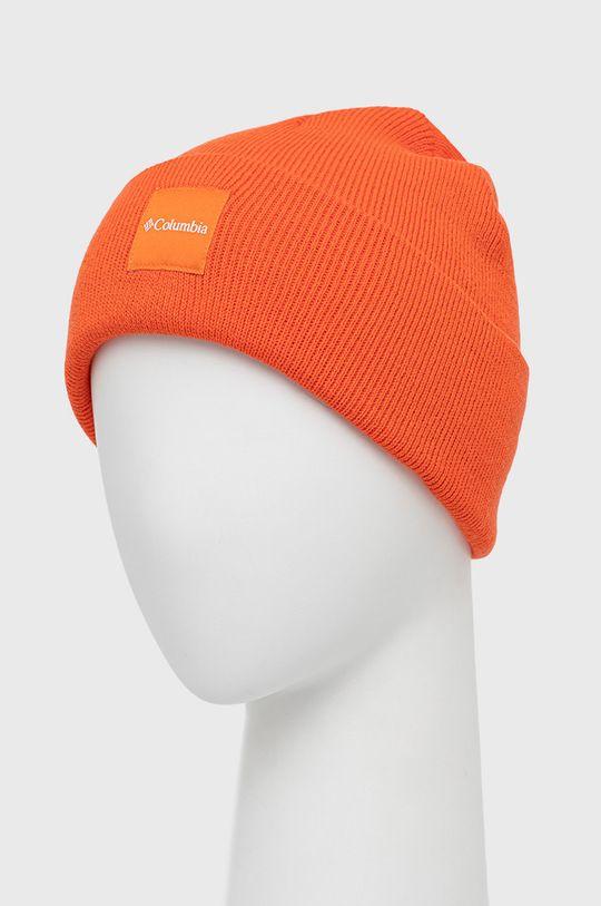 Columbia - Czapka pomarańczowy