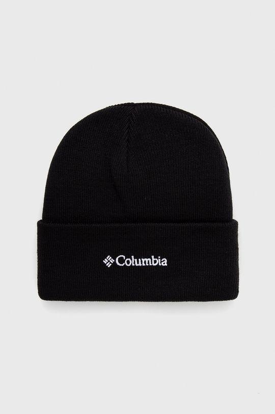 czarny Columbia - Czapka Unisex