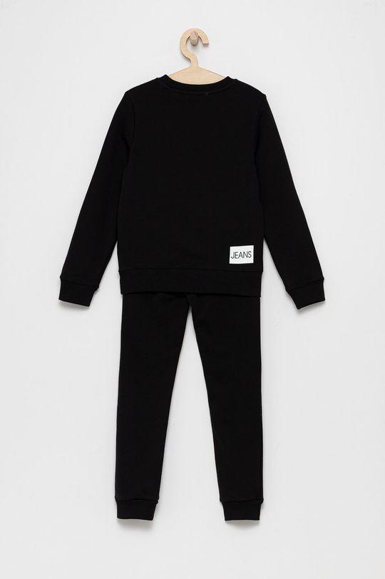 Calvin Klein Jeans - Komplet dziecięcy czarny