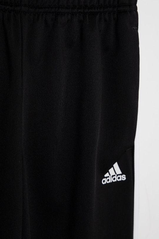 černá adidas Performance - Dětská tepláková souprava