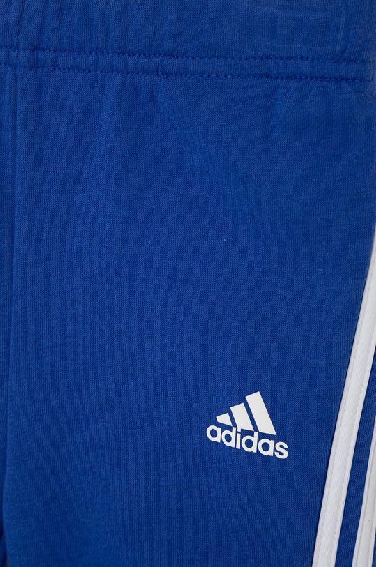 modrá adidas Performance - Dětská tepláková souprava