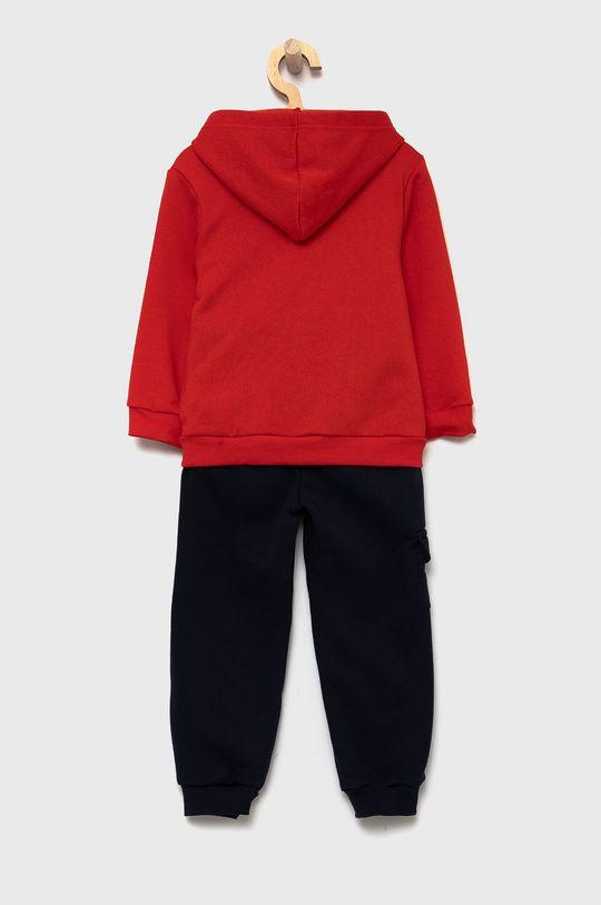 adidas Performance - Dětská souprava červená