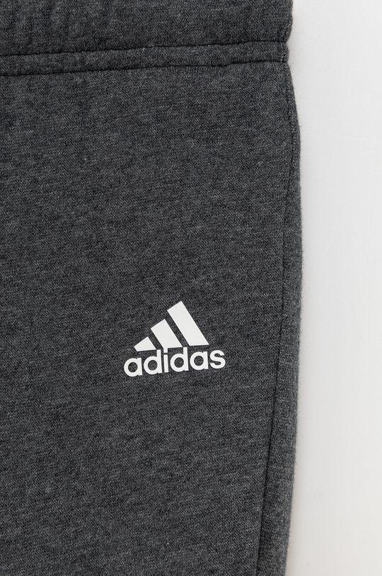 szary adidas Performance - Dres dziecięcy